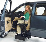 Bruno PUL-1850 Vehicle Lift - MEDability Healthcare Solutions