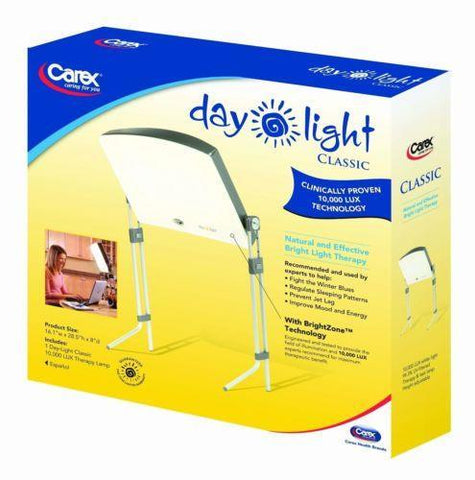 Carex Day Light Lamp