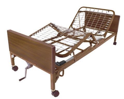 Drive Medical 15004 Semi Electric Bed