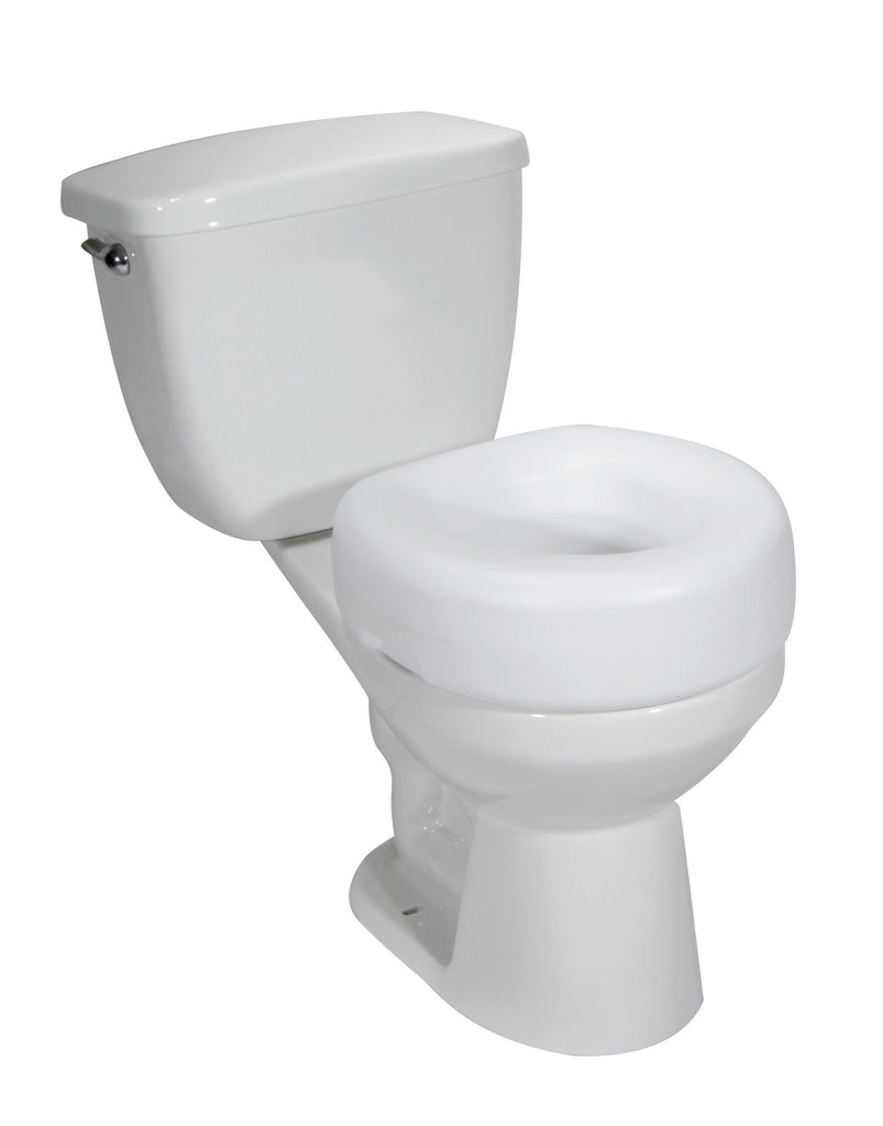 "Drive Medical 4"" Raised Toilet Seat - MEDability Healthcare Solutions"