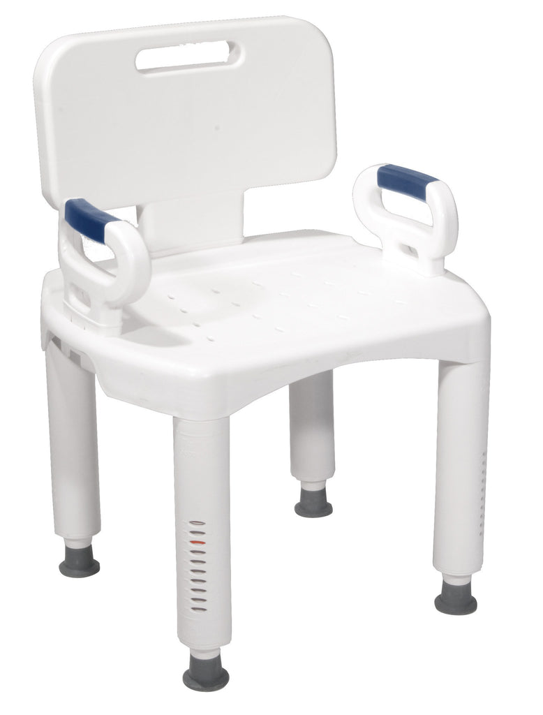 Drive Medical Bath Seat With Back And Arms - MEDability Healthcare Solutions