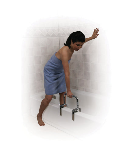 Drive Medical Bathtub Grab Bar Safety Rail