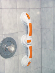 "Drive Medical Grab Bar Suction Cup Angle Adjustable Length  To 19 3/4"" - MEDability Healthcare Solutions  - 7"