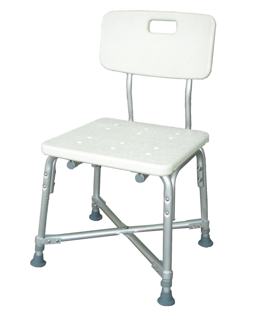 Drive Medical Heavy Duty Bath Seat With Back - MEDability Healthcare Solutions