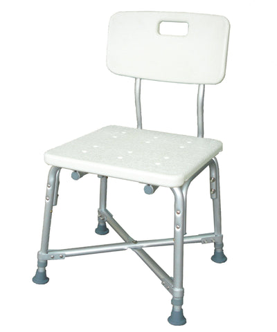 Drive Medical Heavy Duty Bath Seat With Back