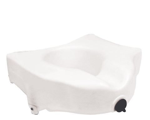 Drive Medical Locking Raised Toilet Seat Without Arms