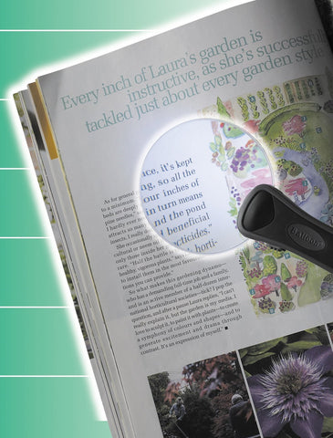 Drive Medical Magnifier with LED Light