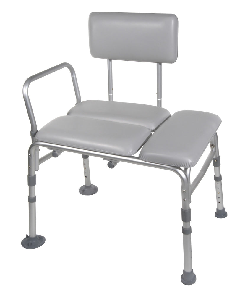 Drive Medical Padded Transfer Bench - MEDability Healthcare Solutions