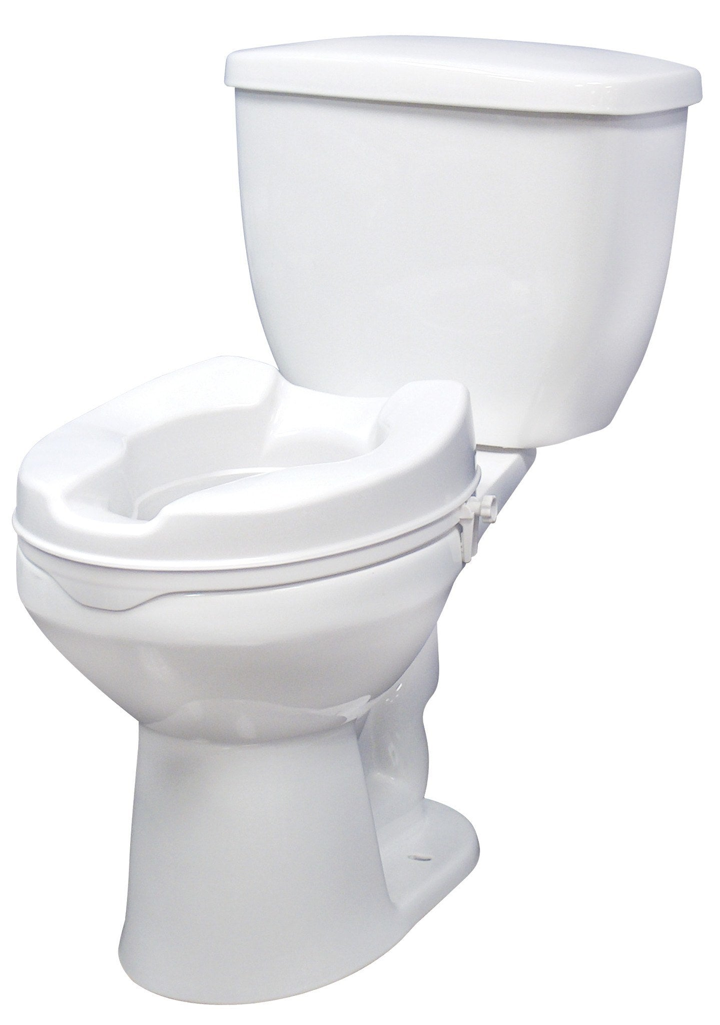 Astonishing Drive Medical Raised Toilet Seat 2 Without Lid Theyellowbook Wood Chair Design Ideas Theyellowbookinfo