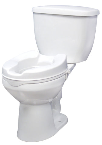 Drive Medical Raised Toilet Seat 2