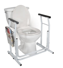 Drive Medical Stand Alone Toilet Safety Rail - MEDability Healthcare Solutions