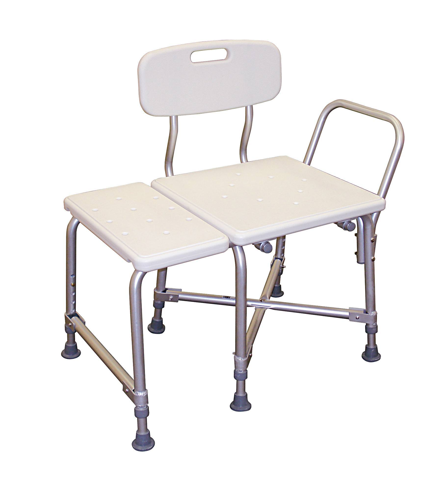 Drive Medical Transfer Bench, Heavy Duty - MEDability Healthcare ...