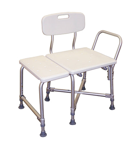 Drive Medical Transfer Bench, Heavy Duty