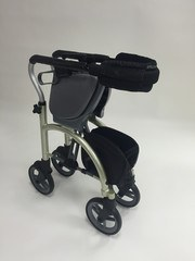 Evolution Xpresso Cable Free Lightweight Rollator - MEDability Healthcare Solutions  - 2