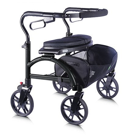 Evolution Xpresso Series Rollator - Wide Low