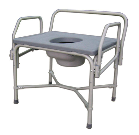Guardian Bariatric Drop Arm Commode