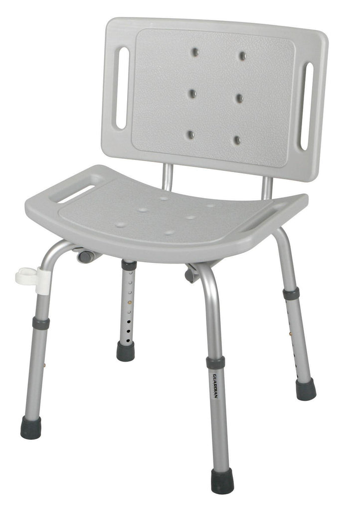 Guardian Shower Chair with Back - MEDability Healthcare Solutions