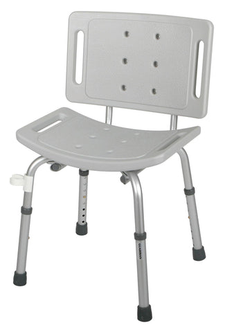 Guardian Shower Chair with Back