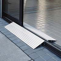 EZ-Access Transitions Threshold Ramps - Wheelchair
