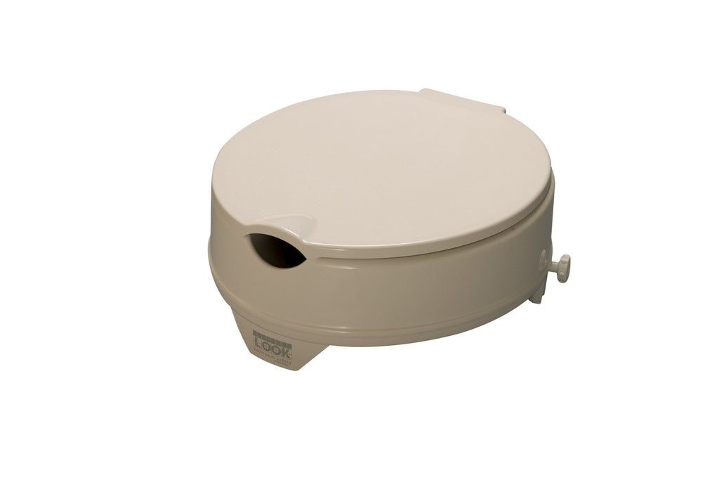 Human Care Raised Toilet Seat 1665 - MEDability Healthcare Solutions