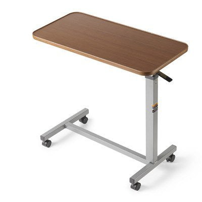 Invacare Auto-Touch Overbed Table - MEDability Healthcare Solutions