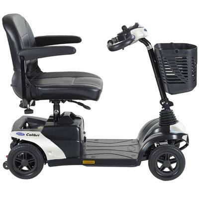 Invacare Scooter - Colibri 3 Wheel & 4 Wheel