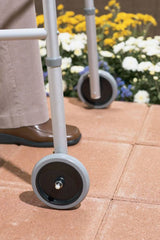 "Medline Guardian 5""  Fixed Wheels - MEDability Healthcare Solutions"