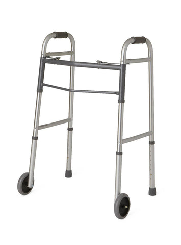 Medline Guardian Aluminum Folding Walker