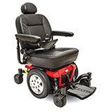 Pride Jazzy Power Wheelchair 600ES