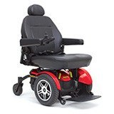 Pride Jazzy Power Wheelchair Elite HD - MEDability Healthcare Solutions