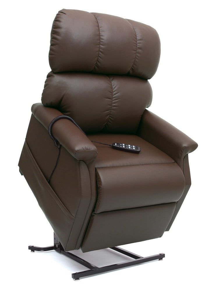 Pride LC-525 Infinite-Position Liftchair - Leather - MEDability Healthcare Solutions  - 2