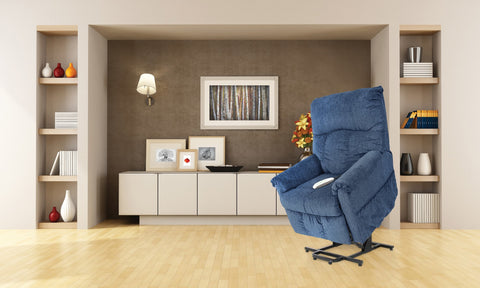 Pride LC-835 Wall Hugger Liftchair