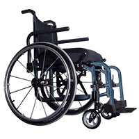 Pride Litestream XF Wheelchair - MEDability Healthcare Solutions  - 10