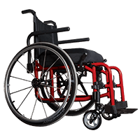 Default - Pride Litestream XF Wheelchair