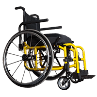 Pride Litestream XF Wheelchair - MEDability Healthcare Solutions  - 2