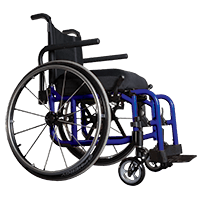Pride Litestream XF Wheelchair - MEDability Healthcare Solutions  - 4