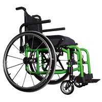 Pride Litestream XF Wheelchair - MEDability Healthcare Solutions  - 6