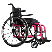 Pride Litestream XF Wheelchair - MEDability Healthcare Solutions  - 7