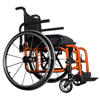 Pride Litestream XF Wheelchair - MEDability Healthcare Solutions  - 9
