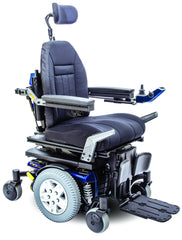 Pride Q6 Edge 2.0 Power Wheelchair - MEDability Healthcare Solutions  - 1