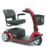 Pride Victory 10 4 Wheel Scooter - MEDability Healthcare Solutions