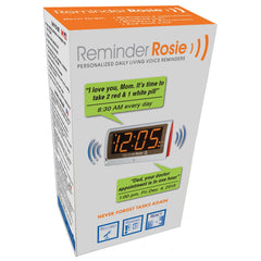 Reminder Rosie Voice Controlled Reminder System - MEDability Healthcare Solutions  - 2