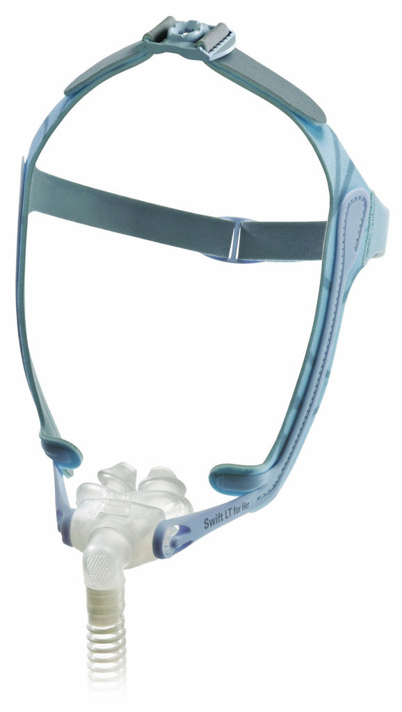 RESMED Swift LT for Her with Headgear - MEDability Healthcare Solutions  - 1