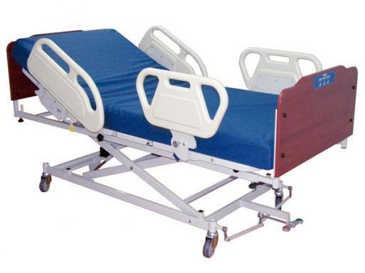 Rotec Multi-Tech-8 Bed - MEDability Healthcare Solutions