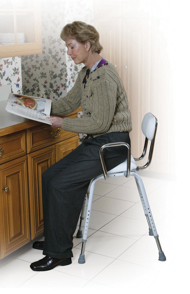 Tall Kitchen Stool - MEDability Healthcare Solutions  - 1