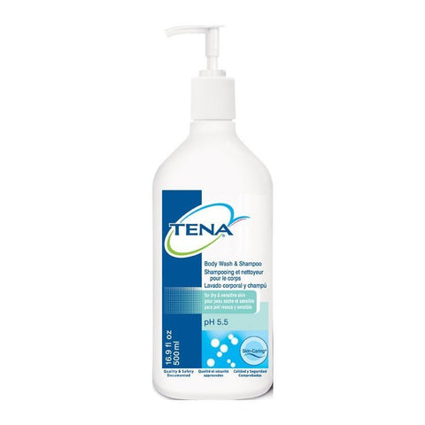 TENA  Body Wash & Shampoo