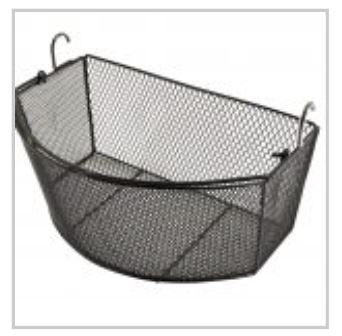Human Care Mobility - Nexus Accessory - Wire Basket