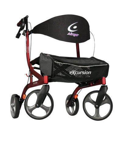 Airgo eXcursion X18 Lightweight Side-folding Rollator