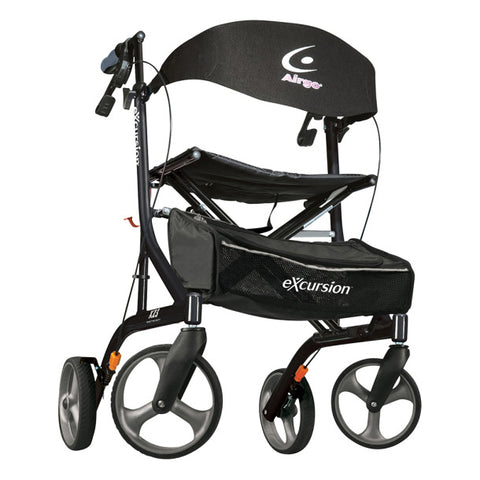 Airgo eXcursion X23 Lightweight Side-folding Rollator