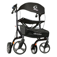 Airgo eXcursion X23 Lightweight Side-folding Rollator - MEDability